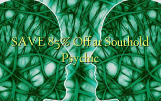 SAVE 85% Off at Southold Psychic