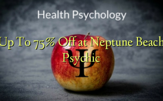 Up To 75% Off at Neptune Beach Psychic