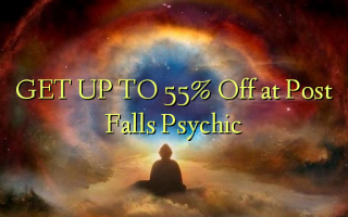 GET UP TO 55% Off at Post Falls Psychic