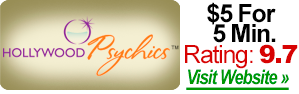 Psychic Readings from Hollywood Psychics | Call today Real Psychic!