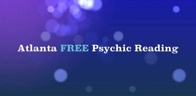 Atlanta FREE Psychic Readings! Online|Horoscopes|Astrology
