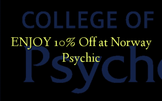 Nyd 10% Off på Norway Psychic