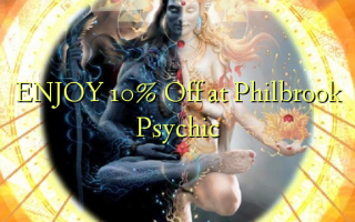 Nyd 10% Off ved Philbrook Psychic