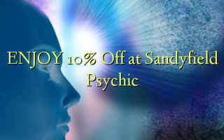 Nyd 10% Off ved Sandyfield Psychic
