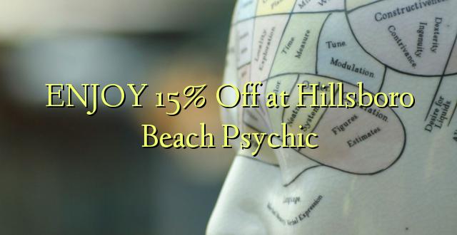 ENJOY 15% Off at Hillsboro Beach Psychic