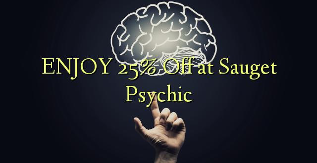 ENJOY 25% Off katika Sauget Psychic