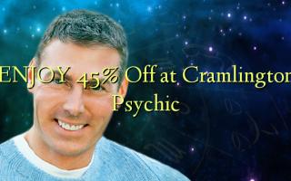 Nyd 45% Off på Cramlington Psychic