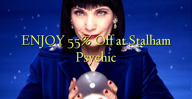 ENJOY 55% Off at Stalham Psychic