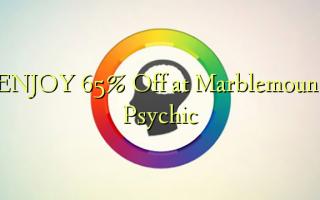 Nyd 65% Off på Marblemount Psychic
