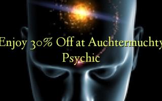 Nyd 30% Off på Auchtermuchty Psychic