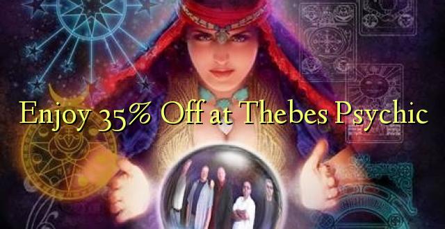 Furahiya 35% Off katika Thebes Psychic