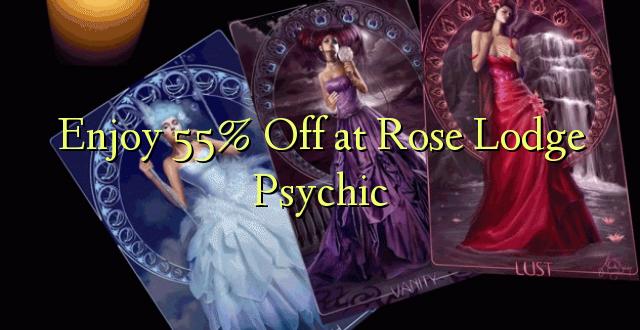 Furahiya 55% Off katika Rose Lodge Psychic