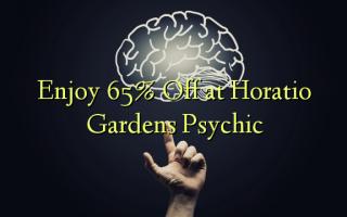Nyd 65% Off på Horatio Gardens Psychic