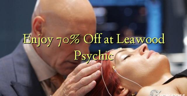 Furahiya 70% Off katika Leawood Psychic