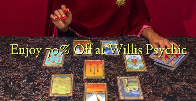 Furahiya 70% Off at Willis Psychic
