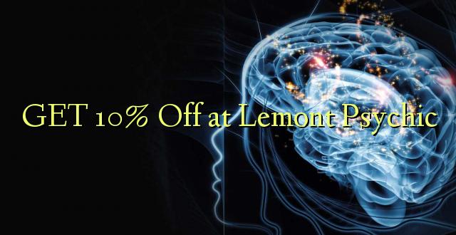 PATA 10% Ondoka kwa Lemont Psychic