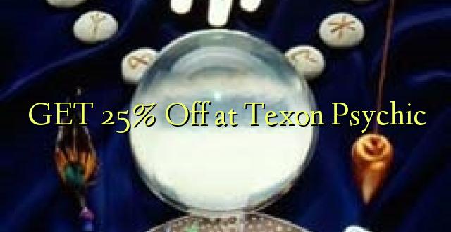 Pata 25% Off at Texon Psychic