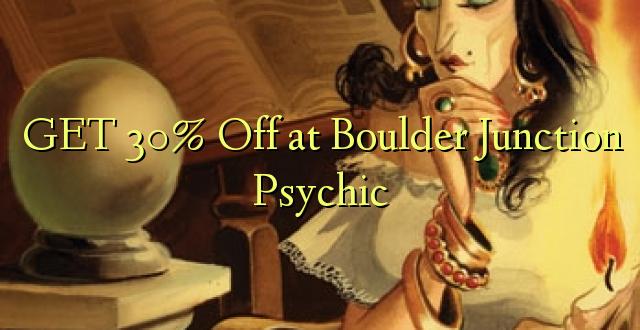 PATA 30% Okoa huko Boulder Junction Psychic