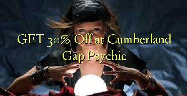 PATA 30% Ole huko Cumberland Pengo Psychic