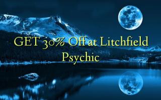 GET 30% Off på Litchfield Psychic