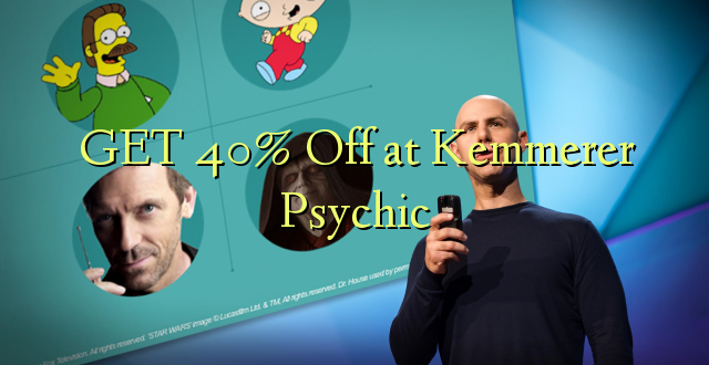 PATA 40% Off at Kemmerer Psychic