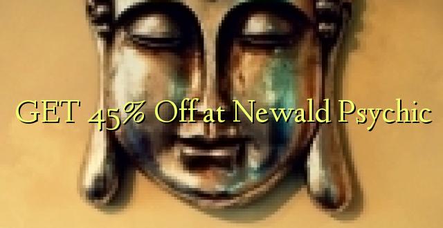 Pata 45% Off at Newald Psychic