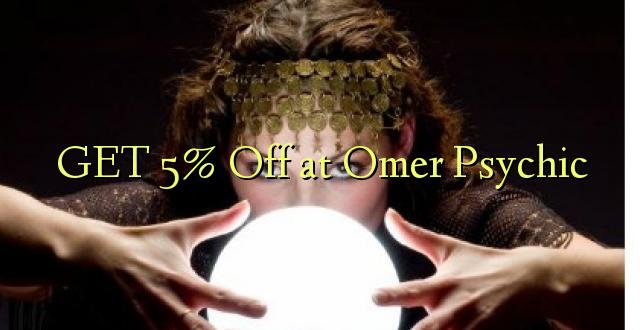 PATA 5% Ondoka kwa Omer Psychic