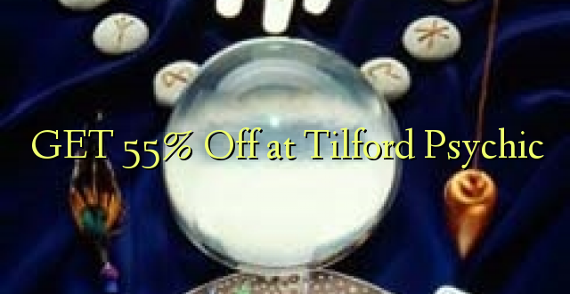PATA 55% Off huko Tilford Psychic