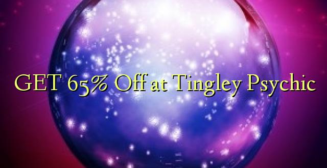 PATA 65% Okoa kwa Tingley Psychic