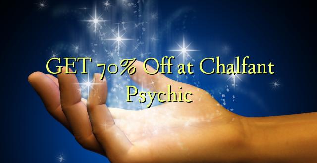Pata 70% Toa kwenye Chalfant Psychic