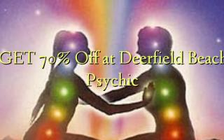 Pata 70% Omba kwenye Deerfield Beach Psychic