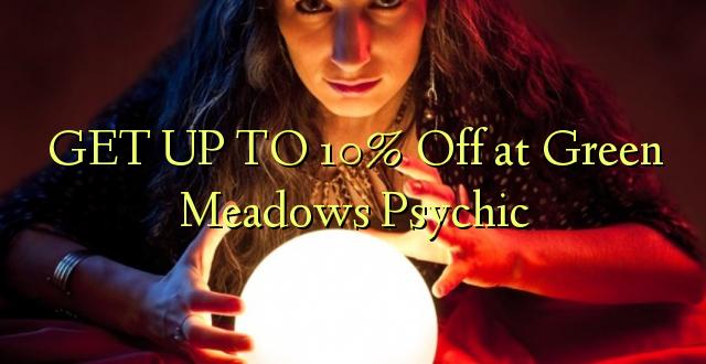 BONYEZA KWA 10% Off at Green Meadows Psychic