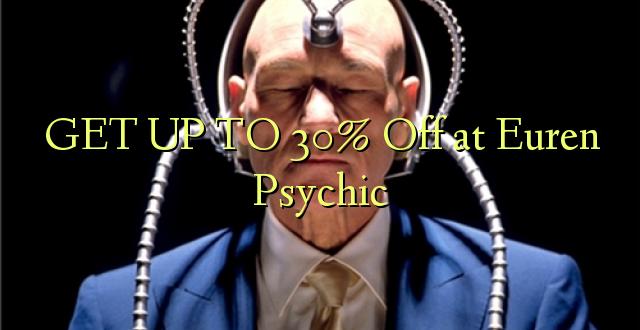 BONYEZA KWA 30% Ondoka Euren Psychic