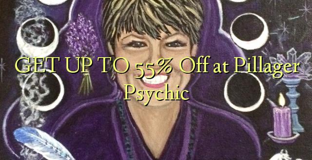 BONYEZA KUFANYA 55% Off at Pillager Psychic