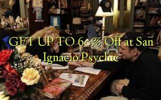 FÅ OP TIL 60% Off ved San Ignacio Psychic