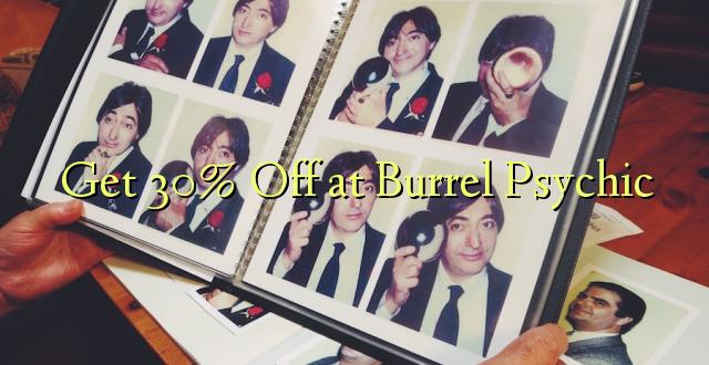 Pumzika 30% huko Burrel Psychic