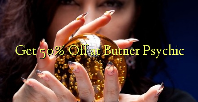 Pata 50% Off at Butter Psychic