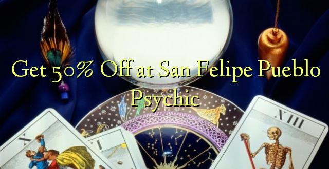 Pumzika 50% huko San Felipe Pueblo Psychic