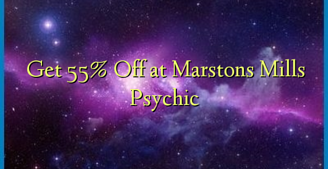 Pata 55% Off at Marstons Mills Psychic