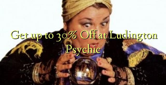 Anuka hadi 30% Off huko Ludington Psychic