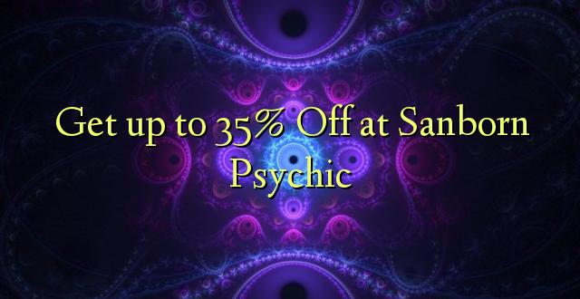 Anuka hadi 35% Off at Sanborn Psychic