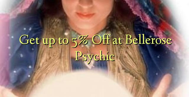 Anuka hadi 5% Off at Bellerose Psychic