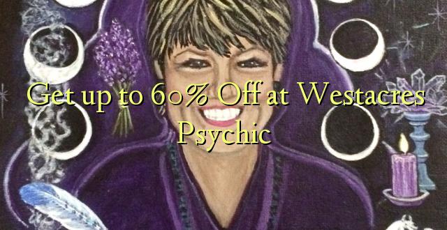 Anuka hadi 60% Off at Westacres Psychic