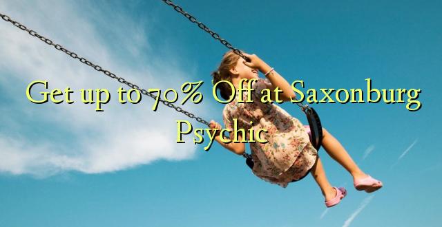 Anuka hadi 70% Oka Saxonburg Psychic
