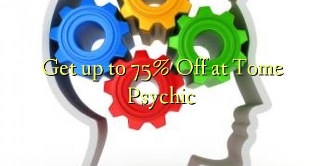Anuka hadi 75% Off at Tome Psychic