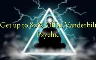 Get Ordo ad Vanderbilt ad 80% Off