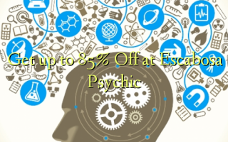Få op til 85% Off ved Escabosa Psychic