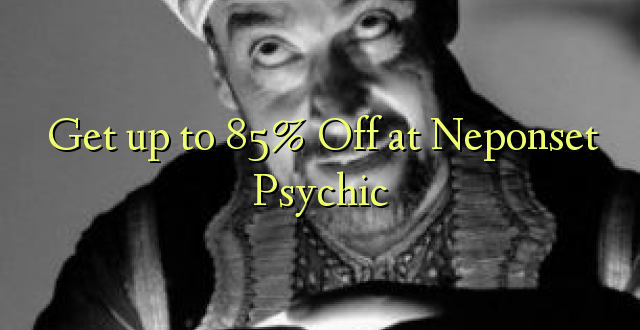 Anuka hadi 85% Off at Neponset Psychic