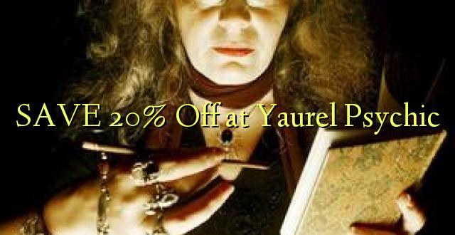 SAA 20% Off at Yaurel Psychic