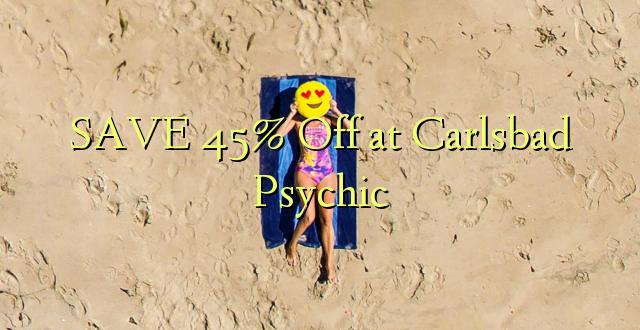 SAA 45% Off at Carlsbad Psychic